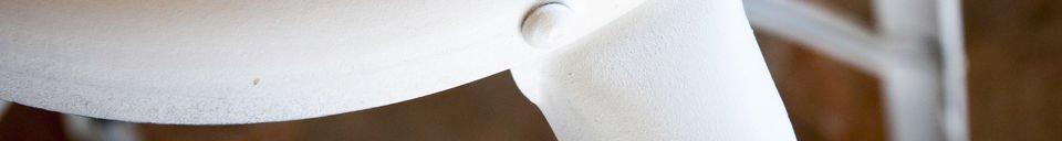 Descriptivo Materiales  Taburete con remaches