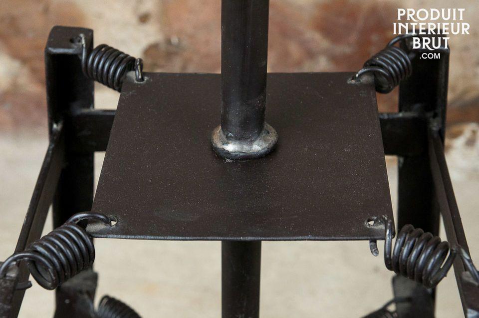 Un cómodo y original taburete de bar