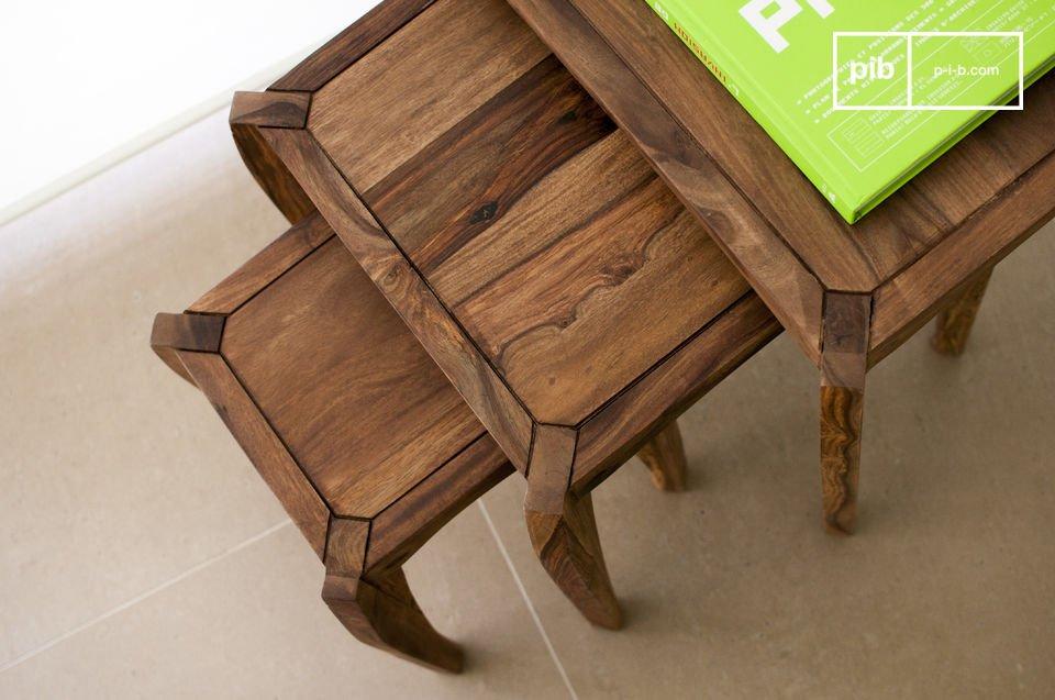 Disfrute de las curvas perfectas de los muebles nórdicos