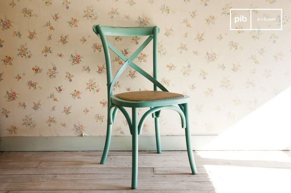 Turquoise Chair Pamelune