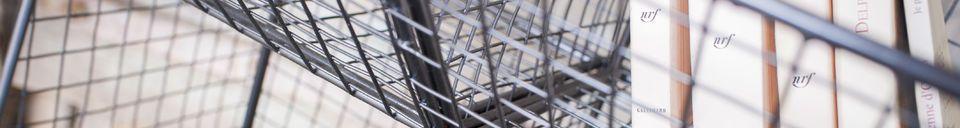 Descriptivo Materiales  Unidad de almacenamiento de 4 secciones Ontario